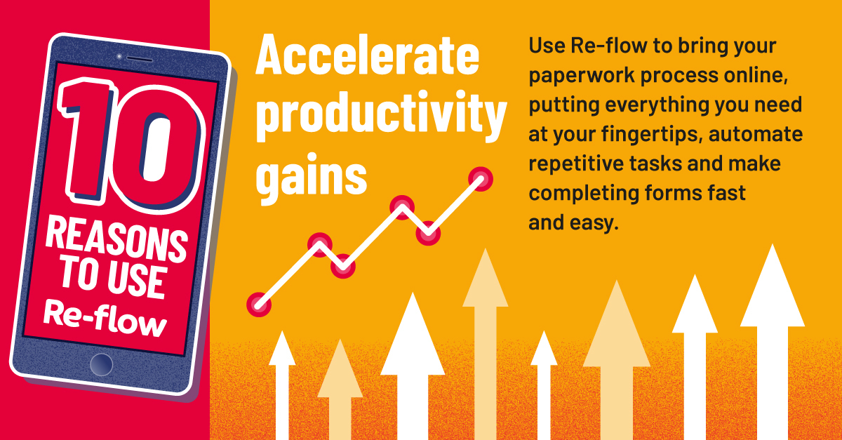 10 reasons accelerate productivity