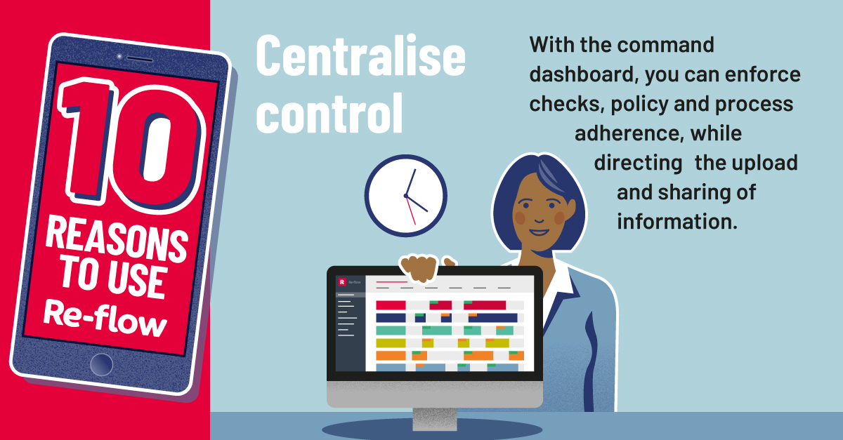 10 reasons centralise control