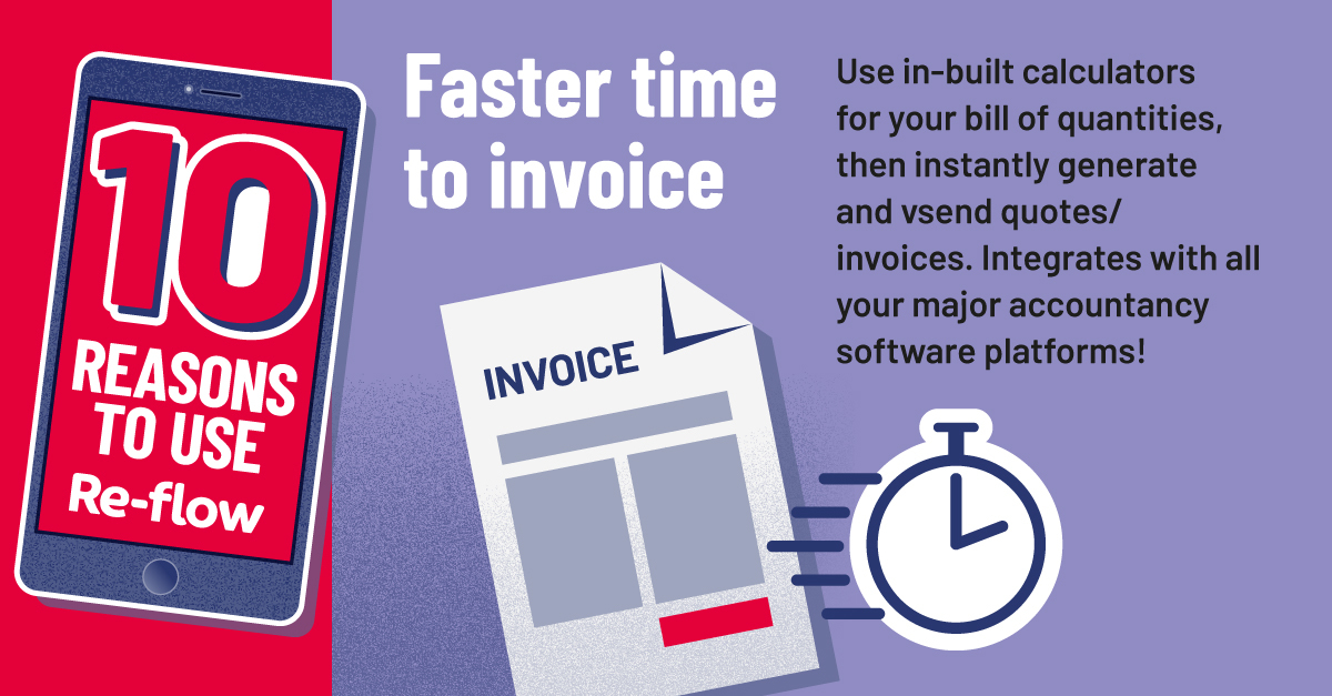 10 reasons faster time to invoice