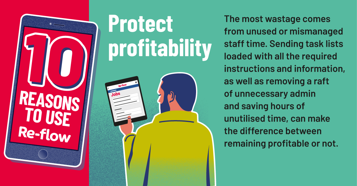 10 reasons protect profitability