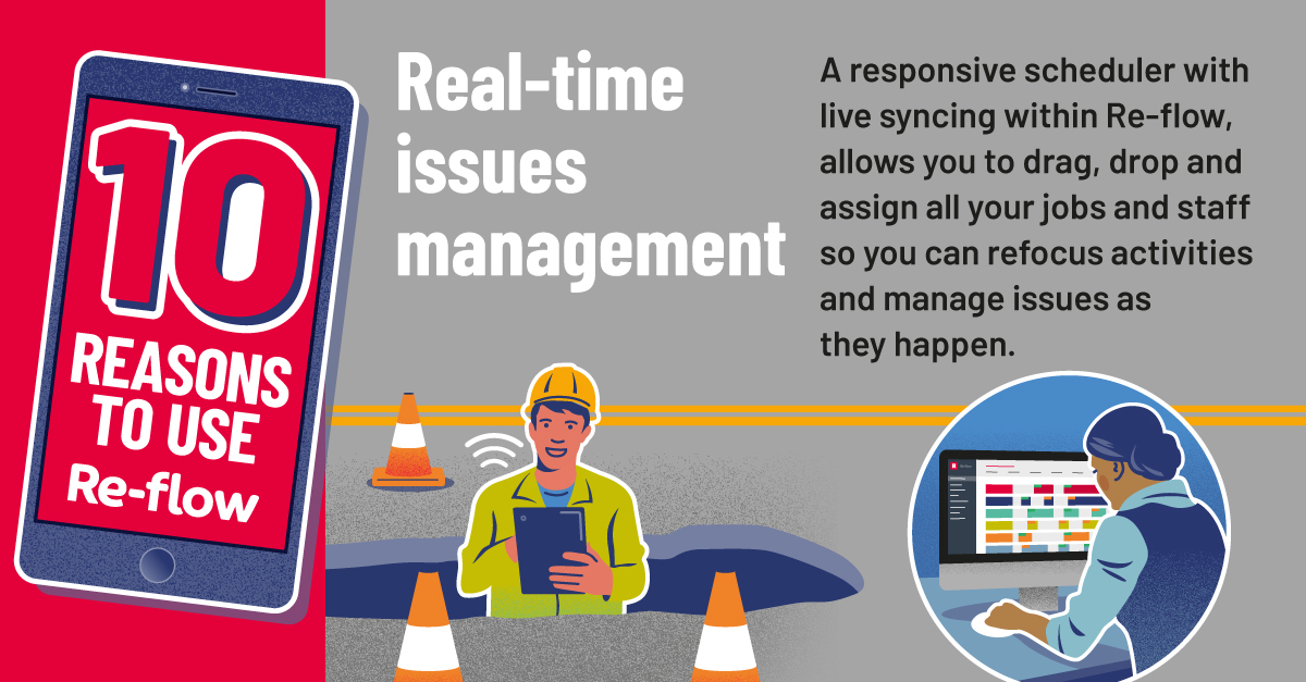 10 reasons real time issues