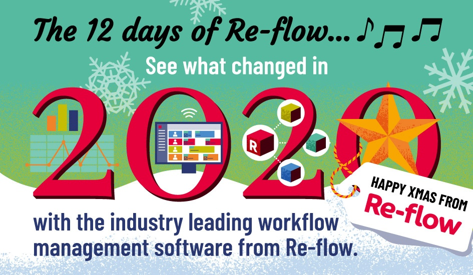 The 12 Days of Re-flow