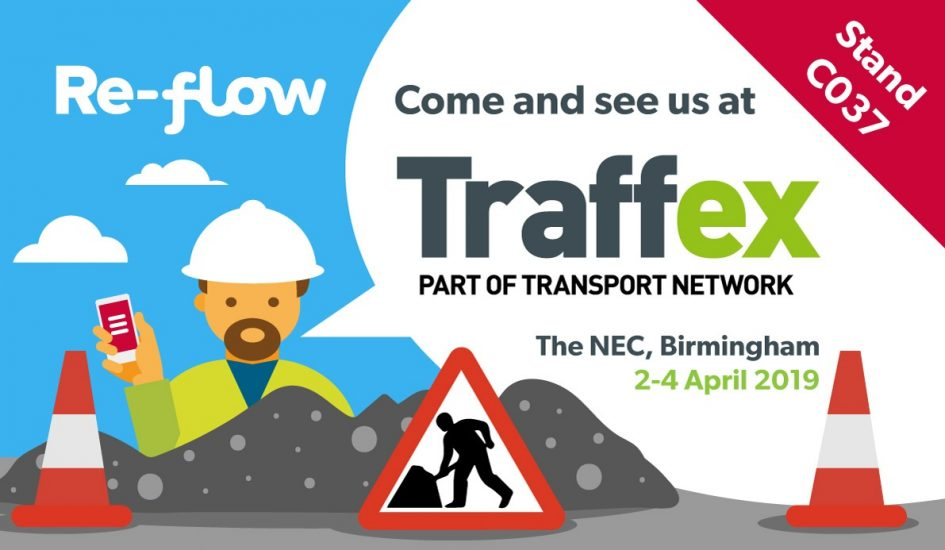 Re-flow exhibiting latest software at Traffex!