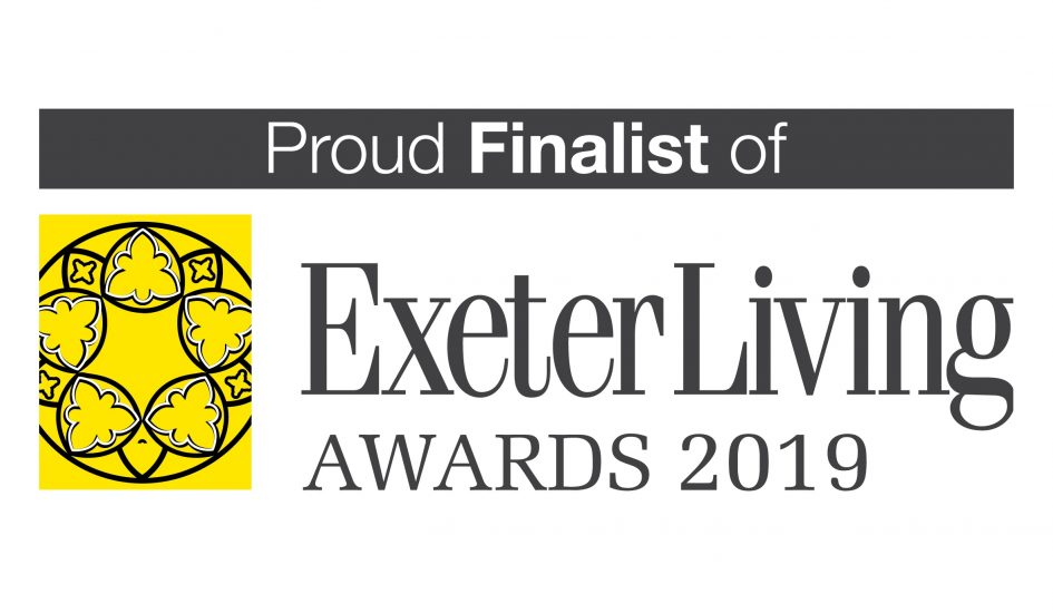 Re-flow are Technology and Innovation finalists in the 2019 Exeter Living Awards!