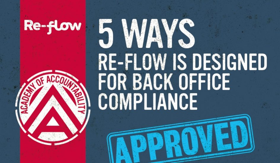 5 ways Re-flow makes compliance easier in the office