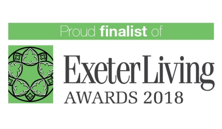 Re-flow has made it to finalist of the Exeter Living Awards