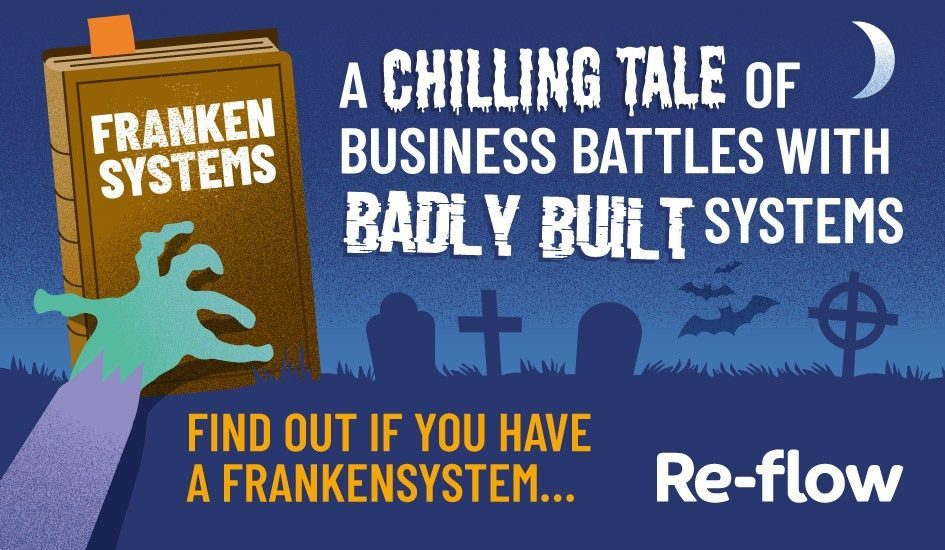 Are you terrorised by a Frankensystem?