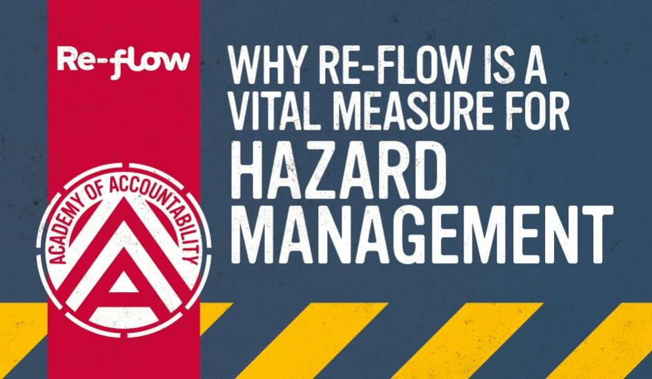 Using Re-flow for Hazard Management in Construction