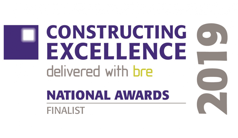 National Constructing Excellence Awards Finalists!