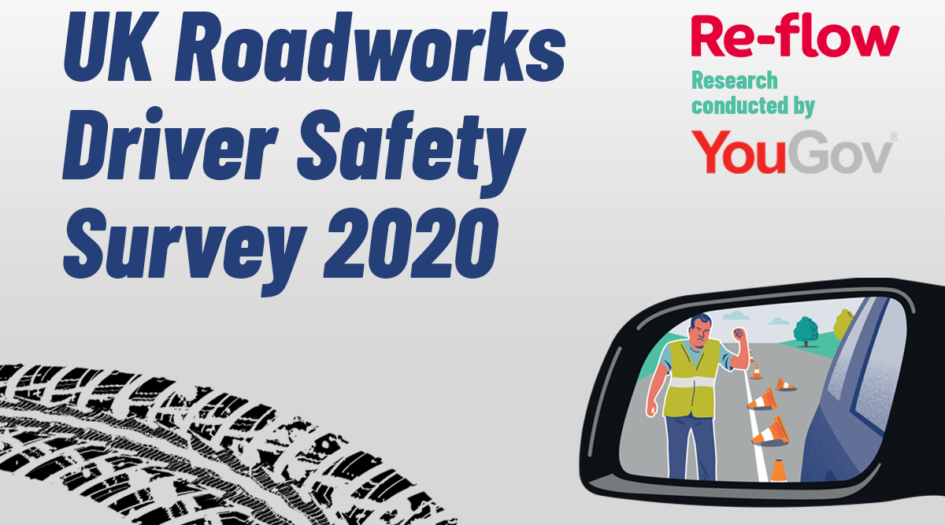How safe is it to be a road worker in the UK?