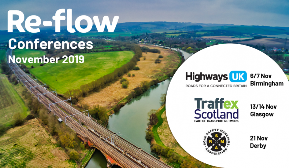 Re-flow UK Conference tour Autumn 2019