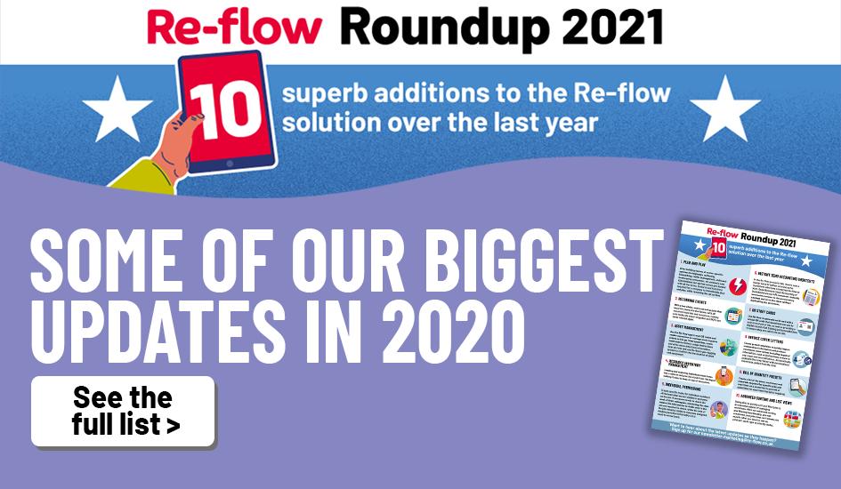 Re-flow Roundup 2021