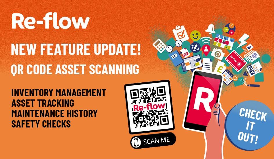 Feature Update- QR Code Asset Management
