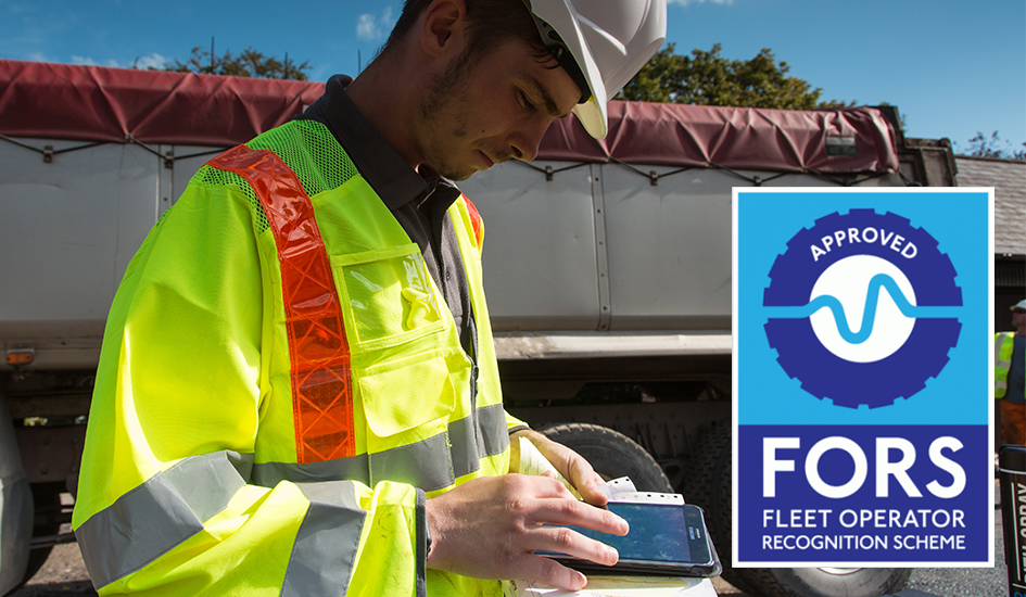 Re-flow joins with the Fleet Operators Recognition Scheme (FORS)