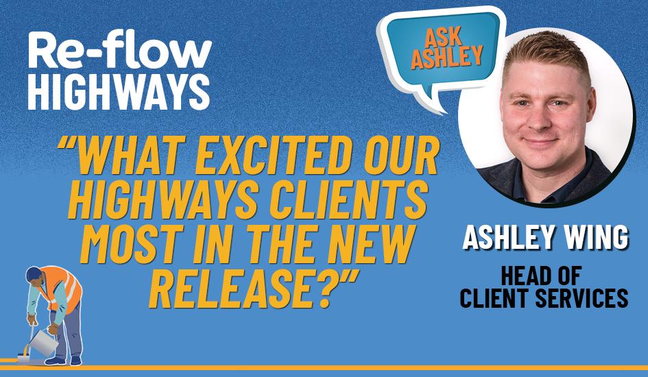 Re-flow Highways client feedback
