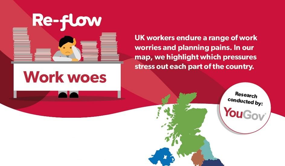 UK work worries- resolved by Re-flow